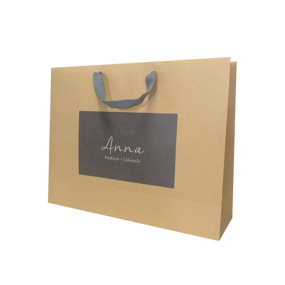 Luxury Paper Bag Barry Packaging Custom Printed Paper Bags