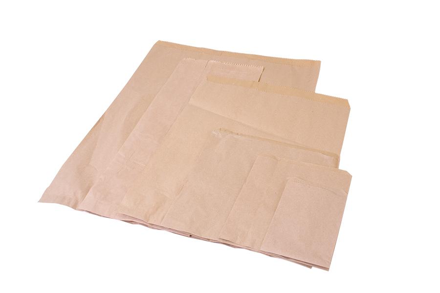 Flat Brown Bags Barry Packaging