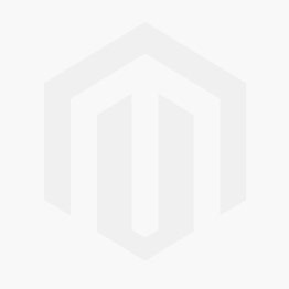 Minimalistic White Twist Handle Paper Bag