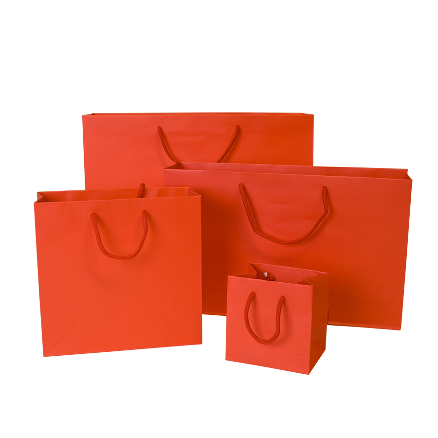 Red Gift Bags Luxury Gift Bags Luxury Paper Bags