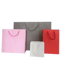Luxury Rope Handle Paper Bags