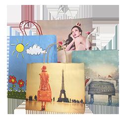 Signature Paper Bags Stock Range